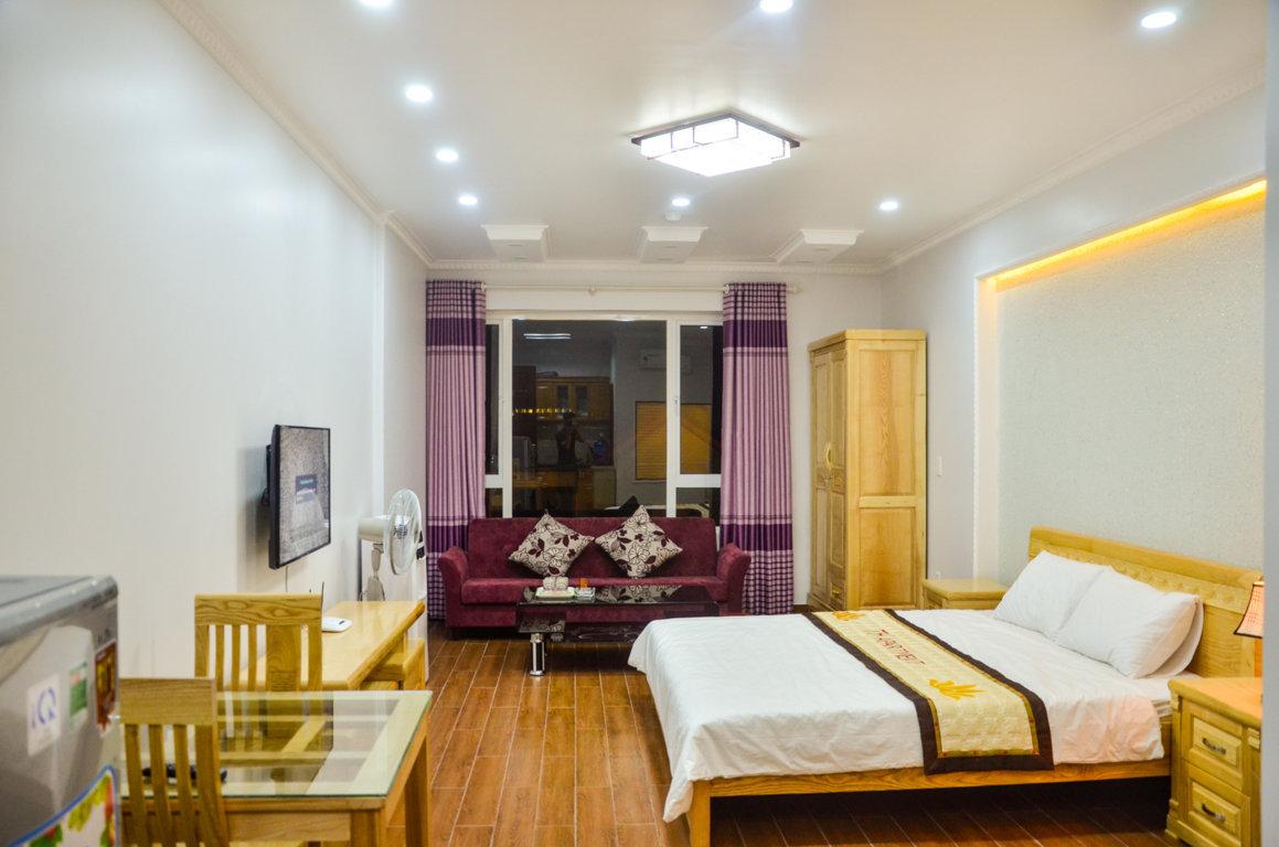 Khách sạn tại Lê Hồng Phong