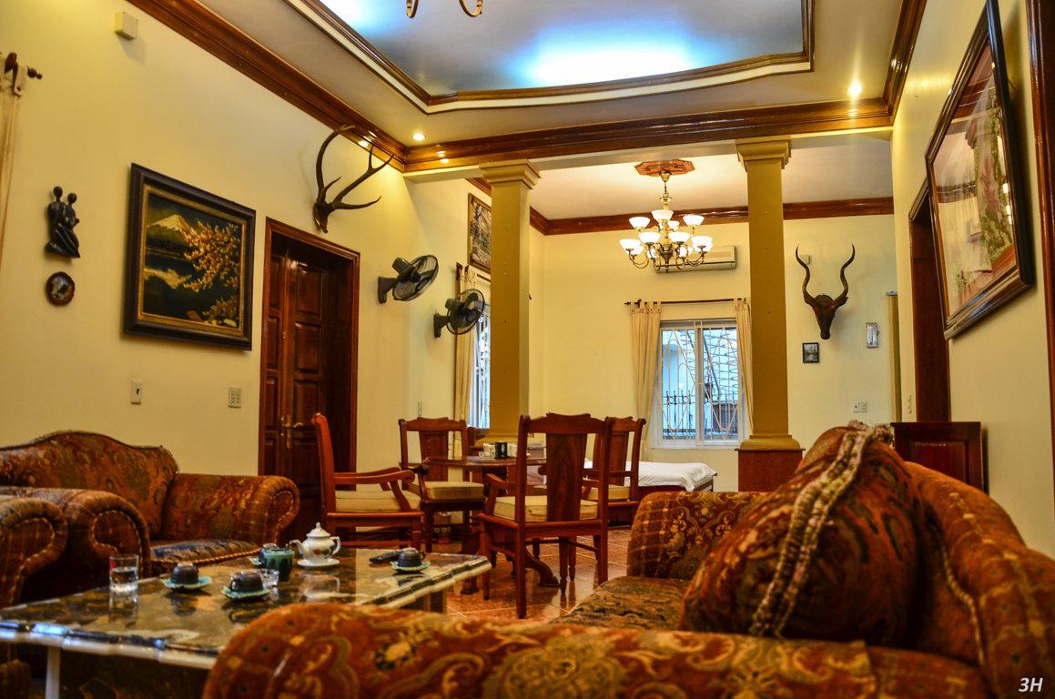 Khách sạn tại Văn Cao
